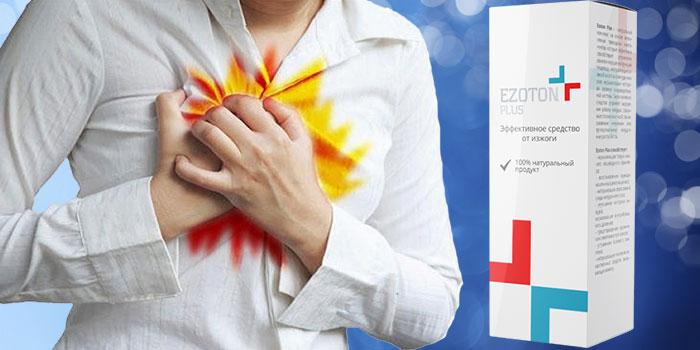 купить Ezoton Plus (Эзотон Плюс) - эффективное средство от изжоги