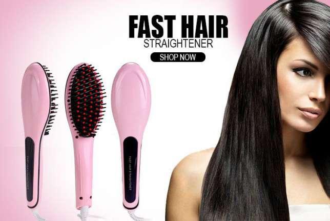 купить расческу Fast Hair Straightener