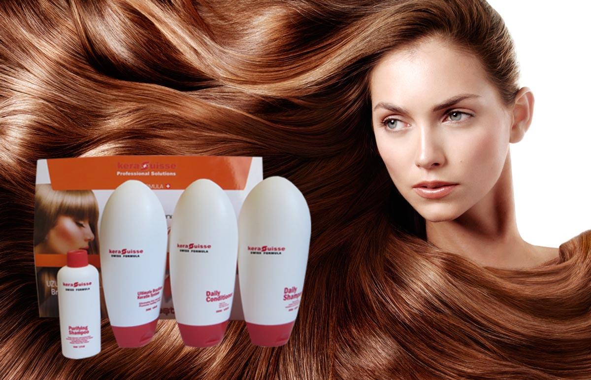 купить KeraSuisse - набор для волос