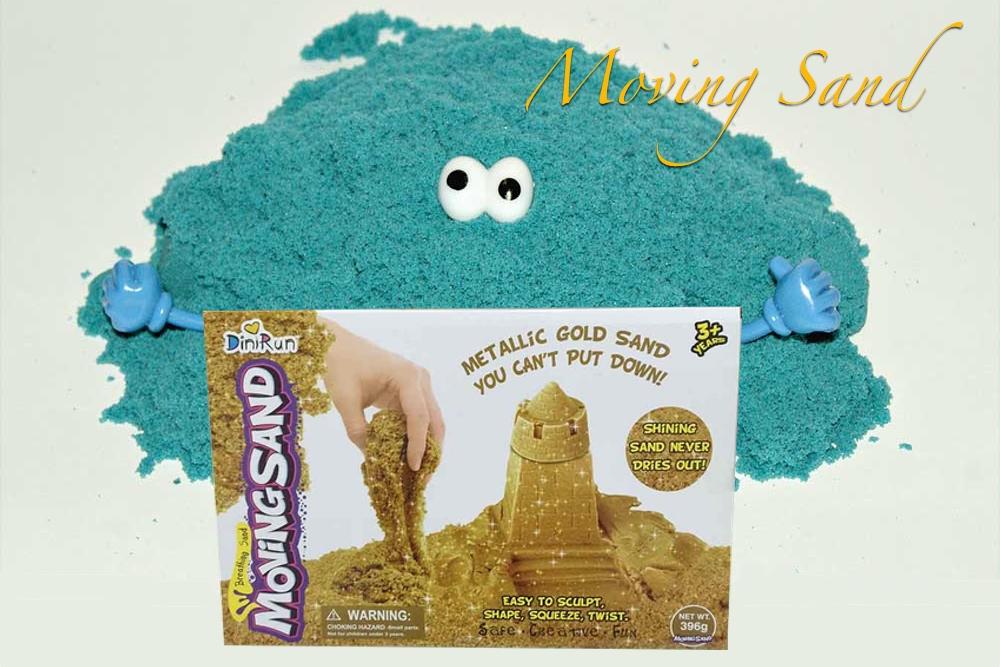 купить Moving Sand (Мовинг Санд) - кинетический песок