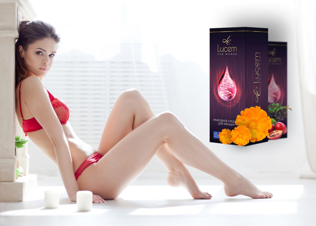 купить Lucem (Луцем) - средство для женского здоровья