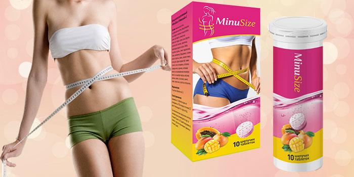 купить MinuSize (Минусайз) - средство для похудения